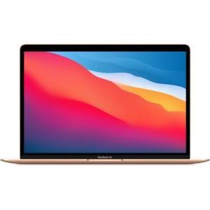 אונליין  Apple MacBook Air 13 Late 2020 -  Gold -  MGND3HB/A