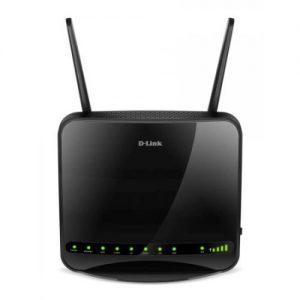 אונליין  D-Link DWR-953 AC1200 4G LTE Gigabit 1200Mbps