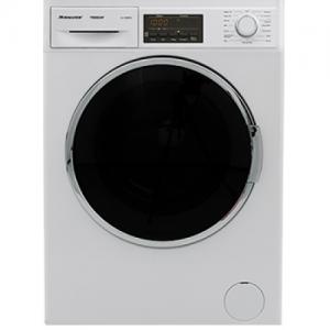 אונליין מכונת כביסה פתח חזית 8 ק''ג 1000 סלד Normande KL-1280 - צבע לבן