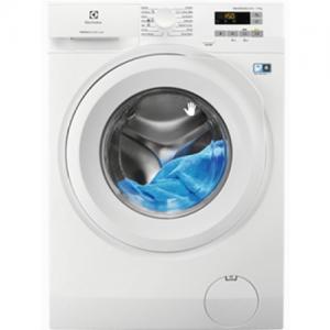 אונליין מכונת כביסה פתח חזית 7 ק''ג 1200 סל''ד Electrolux EW6F5722 - צבע לבן