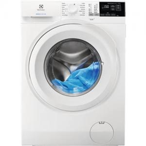 אונליין מכונת כביסה פתח חזית 8 ק''ג 1400 סל''ד Electrolux EW6F4842- צבע לבן