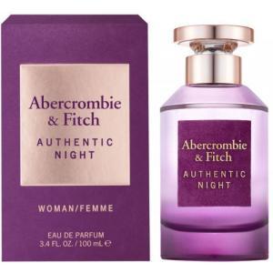 אונליין   100 '' Abercrombie Fitch Authentic Night    E.D.P