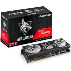 אונליין   PowerColor Radeon RX 6700XT Hellhound 12GB GDDR6 HDMI 3xDP