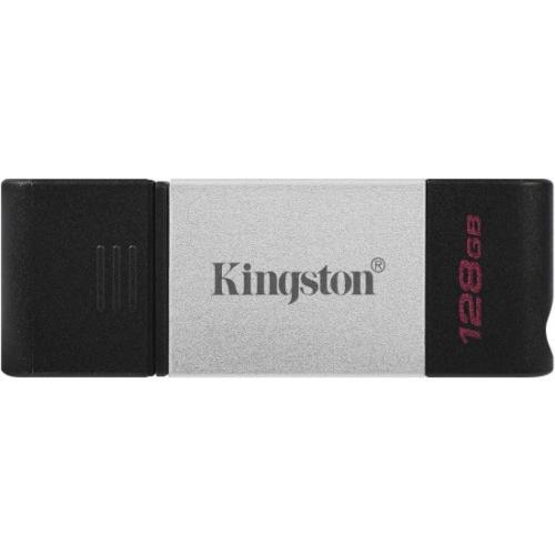 אונליין   Kingston DataTraveler 80 128GB USB-C 3.2