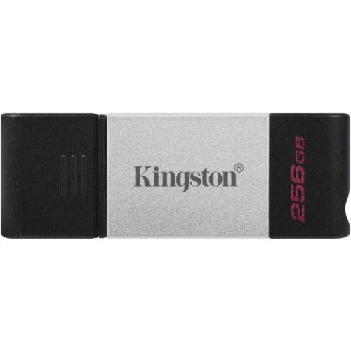 אונליין   Kingston DataTraveler 80 256GB USB-C 3.2