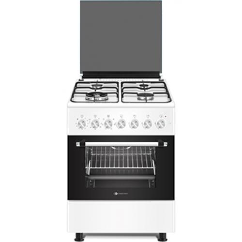אונליין תנור אפיה משולב 6 תוכניות 63 ליטר Schaub Lorenz SLW60-צבע לבן