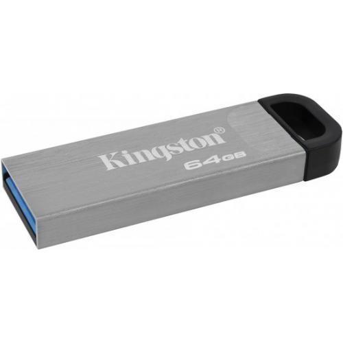 אונליין   Kingston DataTraveler Kyson 64GB USB3.2