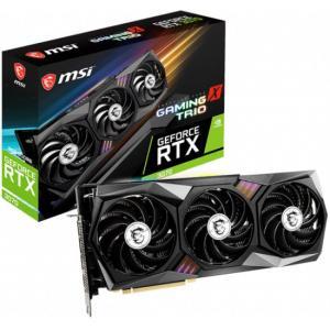 אונליין   MSI RTX 3070 GAMING X TRIO 8GB GDDR6 HDMI 3xDP