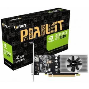 אונליין   PALIT GT 1030 Low Profile 2GB GDDR5 DVI HDMI