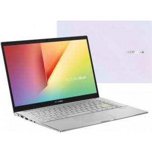 אונליין   Asus VivoBook S14 S433EA-AM597T -  Dreamy White