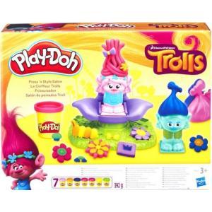 אונליין  Hasbro Play-Doh -    Dreamworks Trolls