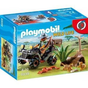 אונליין   Playmobil Wild Life 6939