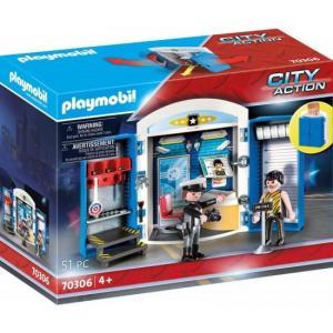 אונליין   70306 Playmobil City Action
