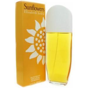 אונליין   100 '' Elizabeth Arden Sunflowers    E.D.T