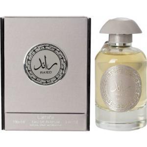 אונליין   100 '' Lattafa Raed Silver    E.D.P