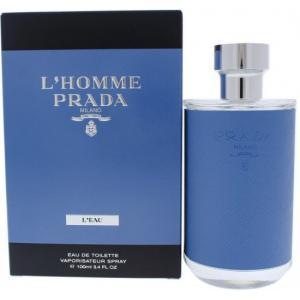 אונליין   Prada L'Homme L'Eau 100ml    E.D.T