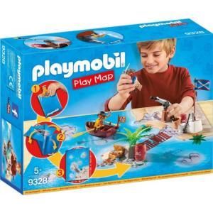 אונליין     9328 Playmobil Play Map