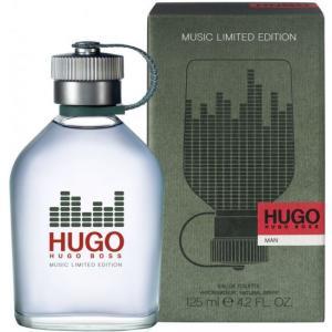 אונליין   125 '' Hugo Boss Music    E.D.T -