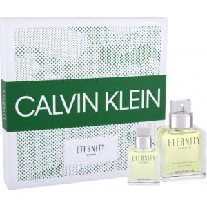 אונליין    100 '' Calvin Klein Eternity    E.D.T +  30 ''