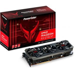 אונליין   PowerColor Radeon RX 6700 XT Red Devil 12GB GDDR6 HDMI 3xDP