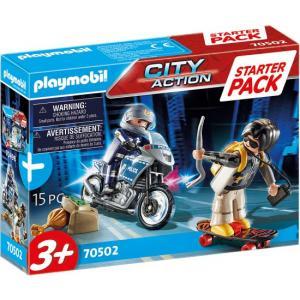 אונליין   70502 Playmobil City Action