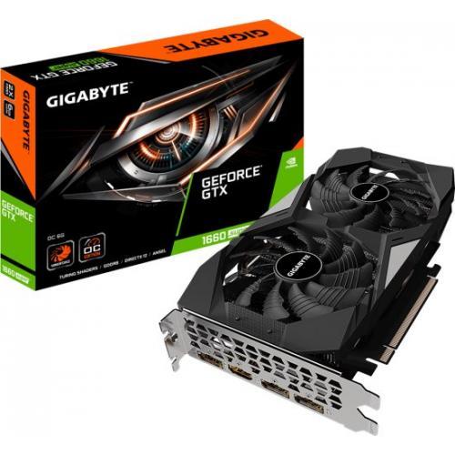 אונליין   Gigabyte GTX 1660 Super OC 6GB GDDR6 HDMI 3xDP