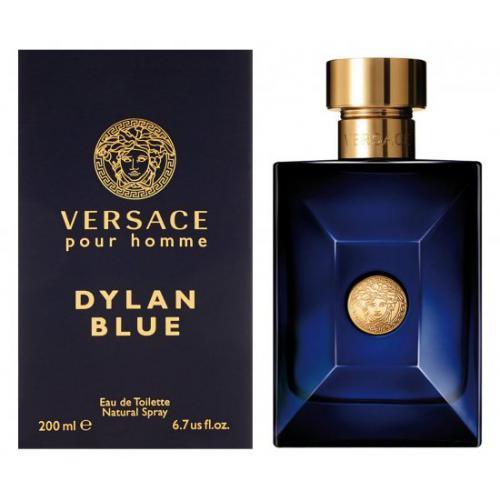 אונליין   200 '' Versace Pour Homme Dylan Blue    E.D.T