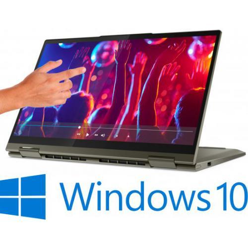 אונליין      Lenovo Yoga 7-14ITL 82BH006LIV -  Dark Moss