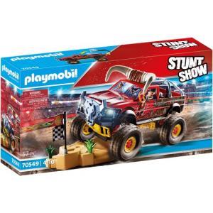 אונליין    70549 Playmobil Stunt Show