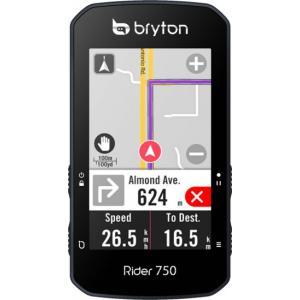 אונליין       +      Bryton Rider 750T Bike GPS