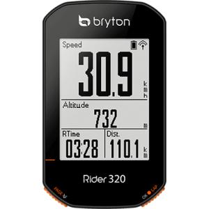 אונליין   Bryton Rider 320E Bike GPS