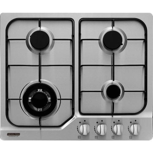 אונליין כיריים גז 4 להבות בישול 60 ס''מ Hemilton HEM-70