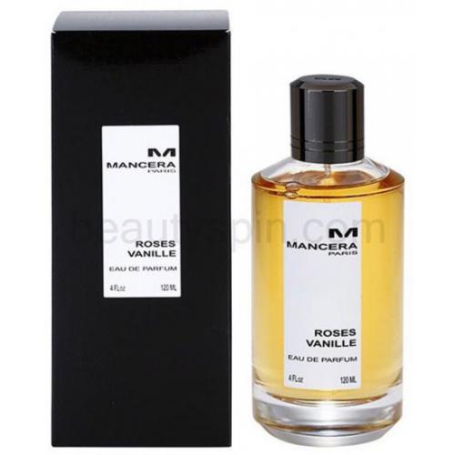 אונליין   120 '' Mancera Roses Vanille    E.D.P