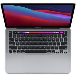 אונליין  Apple MacBook Pro 13 M1 Chip 8-Core CPU 8-Core GPU 256GB Storage -  Gray -  MYD82HB/A