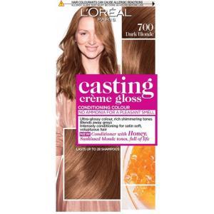 אונליין   Loreal Casting 700 Gloss Cream Blonde