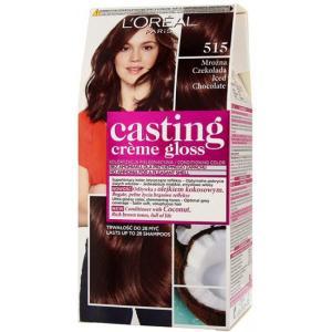 אונליין   Loreal Casting 515 Gloss Cream Brown Chocolate Ice