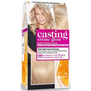 אונליין   Loreal Casting 1010 Gloss Cream Blonde Super Light Cold