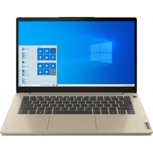 אונליין   Lenovo IdeaPad 3-14ITL 82H70077IV -  Sand