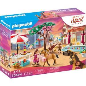 אונליין   70694 Playmobil DreamWorks Spirit