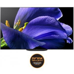 אונליין   Sony Bravia OLED Master Series 65'' Android 4K KD-65AG9BAEP -
