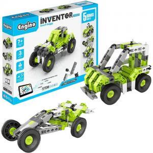 אונליין   5  Engino Inventor -  ''beach buggy''