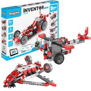 אונליין   10  Engino Inventor 2020 Motorized -