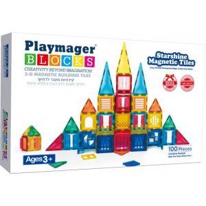 אונליין      100  Playmager -