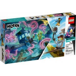 אונליין    LEGO Hidden Side 70419
