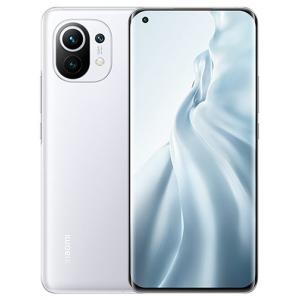 אונליין   Xiaomi Mi 11 8GB+128GB  Cloud White -     ''