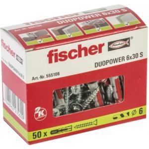 אונליין  50  ()  6x30 ''   Fischer DUOPower