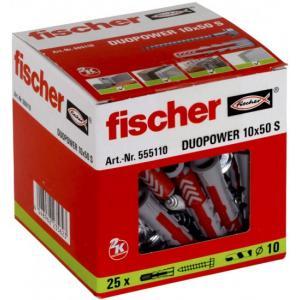 אונליין  25  ()  10x50 ''   Fischer DUOPower