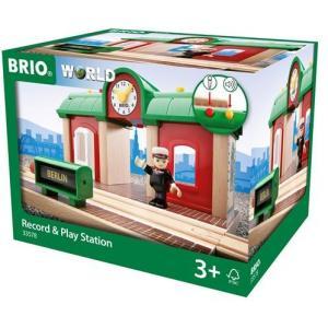 אונליין     BRIO Smart Tech Record & Play