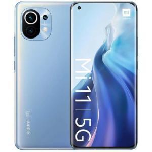 אונליין   Xiaomi Mi 11 8GB+256GB  Horizon Blue -     ''