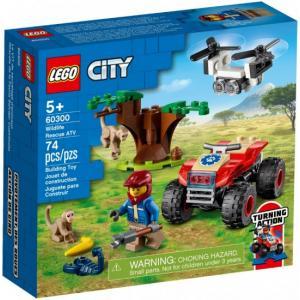 אונליין     60300 LEGO City